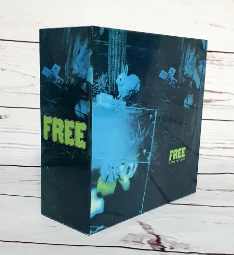 Free Tons Of Sobs - Paper Sleeve Collection CD Album Box Set Japanese FREDXTO752406