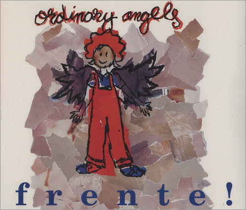 Frente Ordinary Angels Uk Cd Single Cd5 5 446421