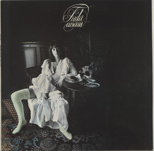 Frida Frida Ensam vinyl LP album (LP record) Swedish FRILPFR697531