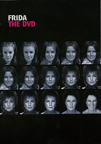 Frida Frida: The DVD DVD Swedish FRIDDFR345466