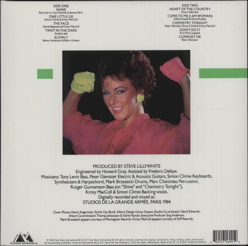 Frida Shine - 180gram Green Vinyl + Sealed vinyl LP album (LP record) UK FRILPSH677741