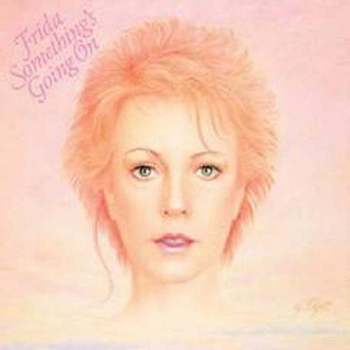 Frida Something's Going On CD album (CDLP) UK FRICDSO326994