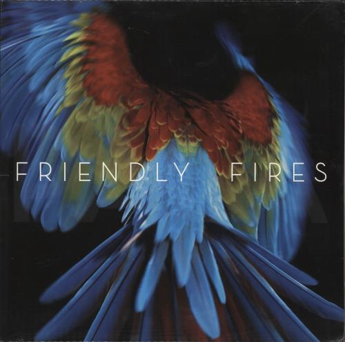 Friendly Fires Pala - Sealed 2-LP vinyl record set (Double Album) UK FCM2LPA709165
