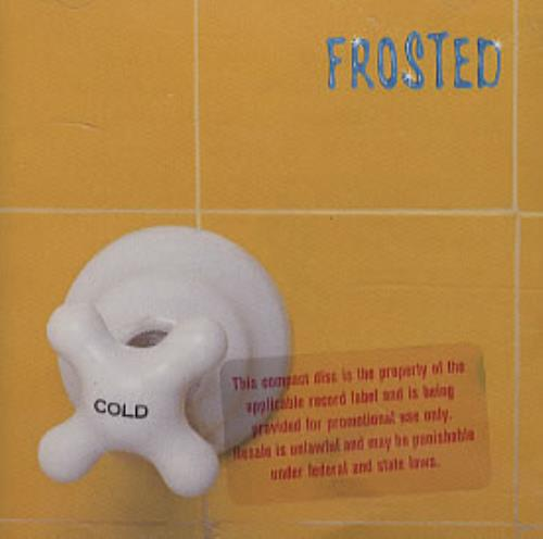 Frosted Cold CD album (CDLP) US FSDCDCO71967