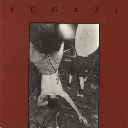 "Fugazi Fugazi - 1st 12"" vinyl single (12 inch record / Maxi-single) US FUA12FU463819"