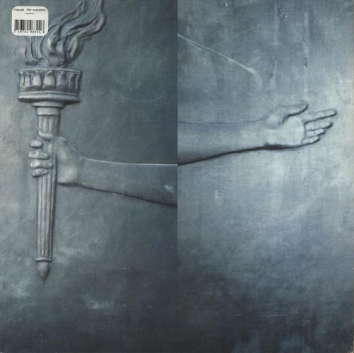 Fugazi The Argument + Poster vinyl LP album (LP record) US FUALPTH733945
