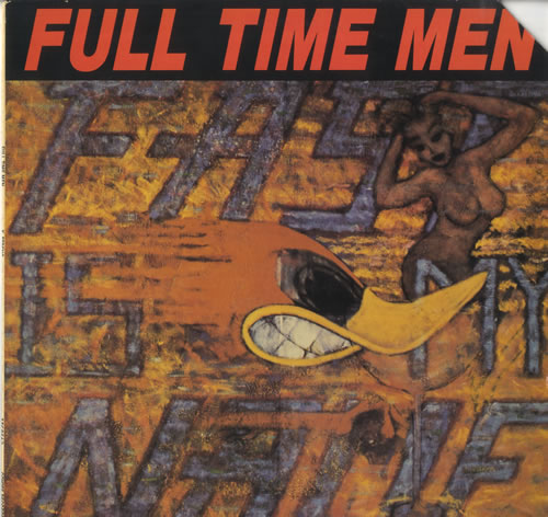 "Full Time Men I Got Wheels EP 12"" vinyl single (12 inch record / Maxi-single) US FUQ12IG521571"
