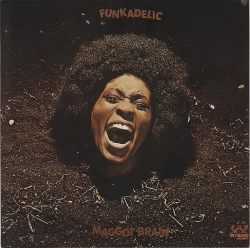 Funkadelic Maggot Brain - Sealed vinyl LP album (LP record) German FNKLPMA709855