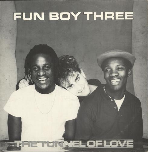"Fun Boy Three The Tunnel Of Love 12"" vinyl single (12 inch record / Maxi-single) UK FUB12TH102281"