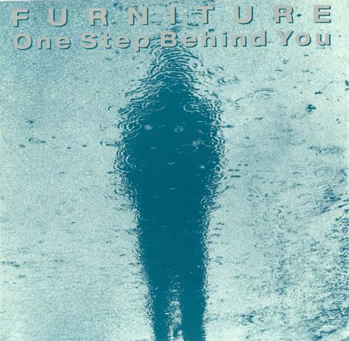 "Furniture One Step Behind You 12"" vinyl single (12 inch record / Maxi-single) UK UTU12ON466362"