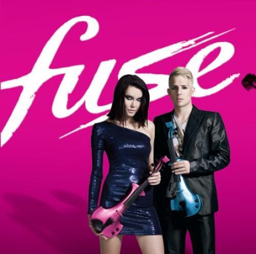 Fuse (00S) Fuse CD album (CDLP) UK FU-CDFU507545