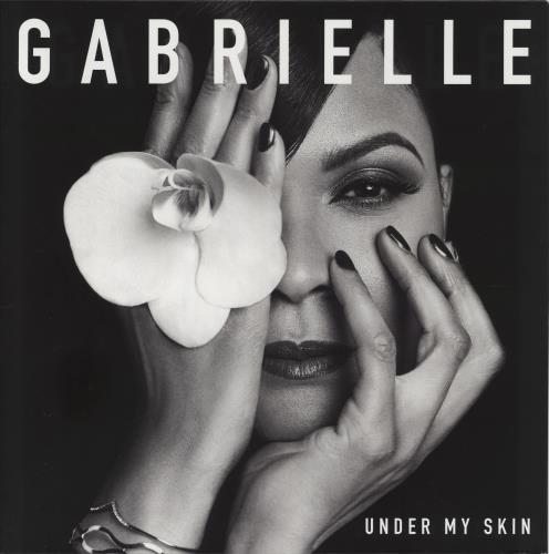 Gabrielle Under My Skin vinyl LP album (LP record) UK GBRLPUN765326