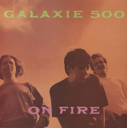 Galaxie 500 On Fire - EX vinyl LP album (LP record) UK GALLPON559544