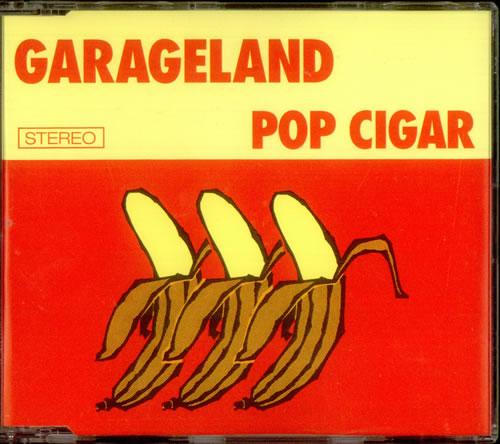 """Garageland Pop Cigar CD single (CD5 / 5"""") UK GCUC5PO535187"""