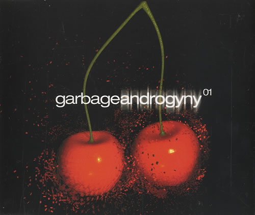 """Garbage Androgyny - Part 1 CD single (CD5 / 5"""") UK GBGC5AN441405"""