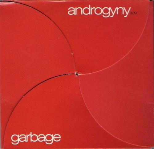 "Garbage Androgyny CD single (CD5 / 5"") UK GBGC5AN196909"