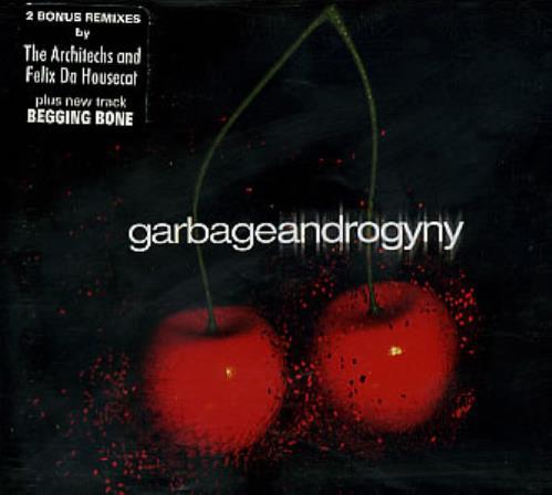 "Garbage Androgyny CD single (CD5 / 5"") Australian GBGC5AN197551"