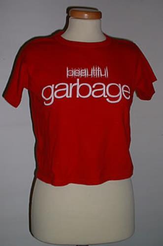 Garbage Beautiful Garbage t-shirt UK GBGTSBE303038