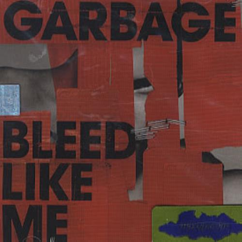 Garbage Bleed Like Me + Why Do You Love Me 2 CD album set (Double CD) Mexican GBG2CBL326648