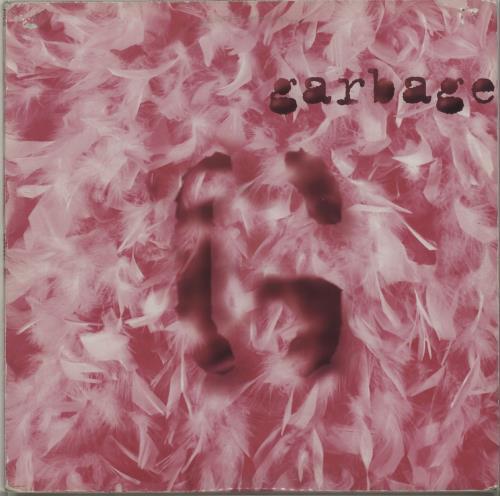 Garbage Garbage - VG 2-LP vinyl record set (Double Album) UK GBG2LGA674669