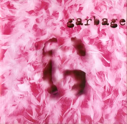 Garbage Garbage CD album (CDLP) UK GBGCDGA220149