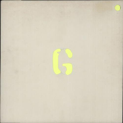 "Garbage Milk (Rabbit In The Moon Mixes) - Yellow Inner - EX 12"" vinyl single (12 inch record / Maxi-single) UK GBG12MI665337"