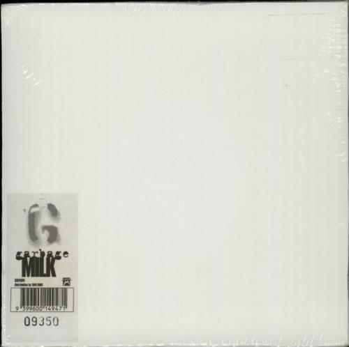 "Garbage Milk - Sealed 7"" vinyl single (7 inch record) UK GBG07MI75405"