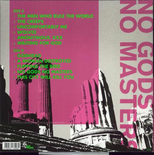 Garbage No Gods No Monsters - RSD21 - Pink Vinyl - Sealed vinyl LP album (LP record) UK GBGLPNO774755