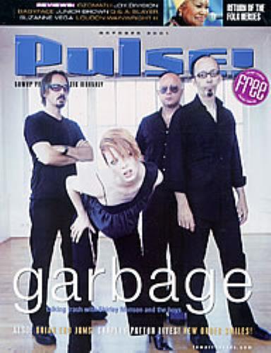 Garbage Pulse magazine US GBGMAPU203219