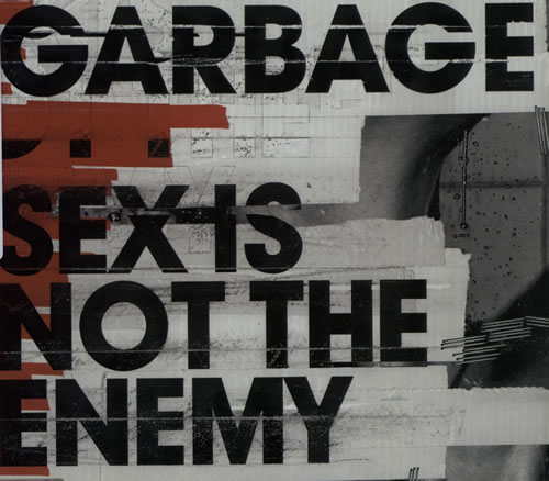"""Garbage Sex Is Not The Enemy CD single (CD5 / 5"""") UK GBGC5SE576253"""