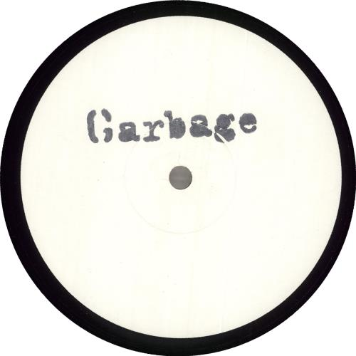 "Garbage Stupid Girl - White label 12"" vinyl single (12 inch record / Maxi-single) UK GBG12ST68159"