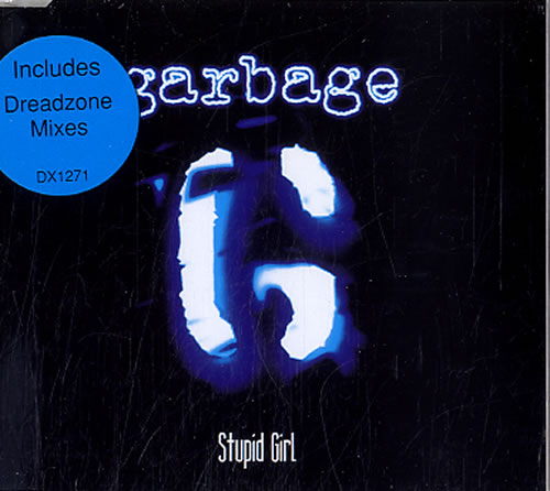 Garbage Stupid Girl 2-CD single set (Double CD single) UK GBG2SST162756