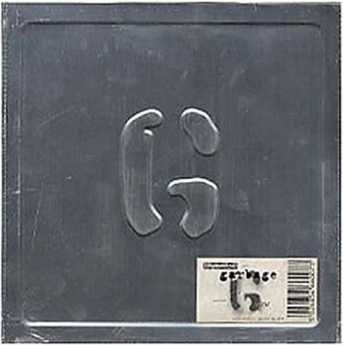 "Garbage Vow - Metal Sleeve - Sealed 7"" vinyl single (7 inch record) UK GBG07VO53836"