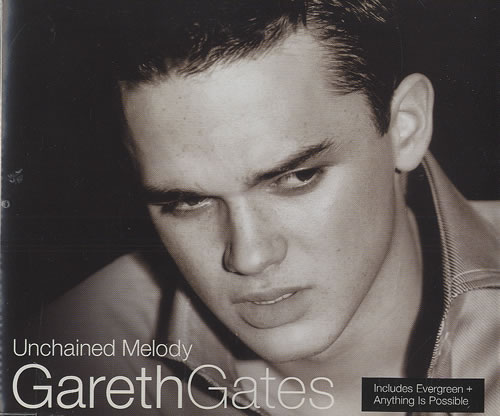 "Gareth Gates Unchained Melody CD single (CD5 / 5"") UK GAGC5UN208678"