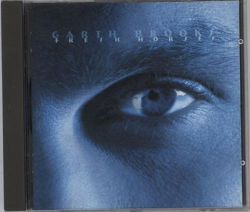 Garth Brooks Fresh Horses CD album (CDLP) US GARCDFR725207