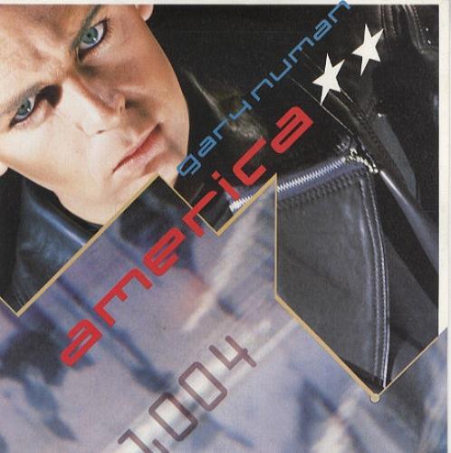 "Gary Numan America 7"" vinyl single (7 inch record) UK NUM07AM226316"