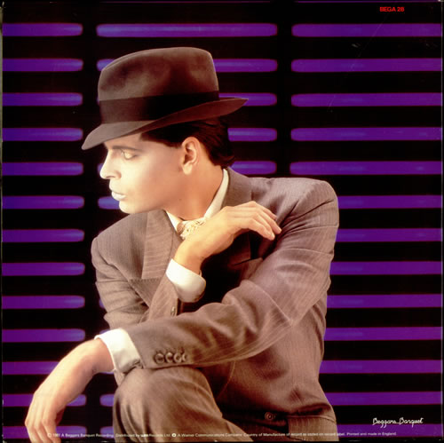 Gary Numan Dance vinyl LP album (LP record) UK NUMLPDA518634