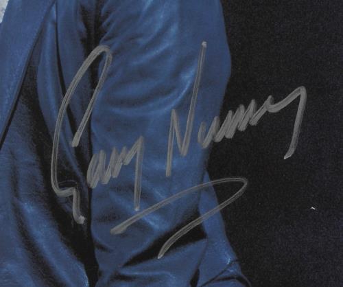 Gary Numan Ghost - Autographed 2-LP vinyl record set (Double Album) UK NUM2LGH648631