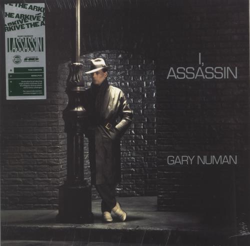 Gary Numan I, Assassin - Green Vinyl - Sealed vinyl LP album (LP record) UK NUMLPIA715868