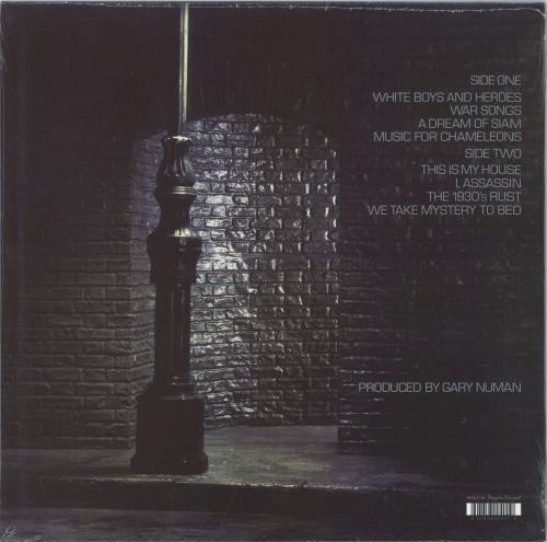 Gary Numan I, Assassin - Green Vinyl vinyl LP album (LP record) UK NUMLPIA771415