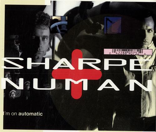 "Gary Numan I'm On Automatic CD single (CD5 / 5"") UK NUMC5IM11328"