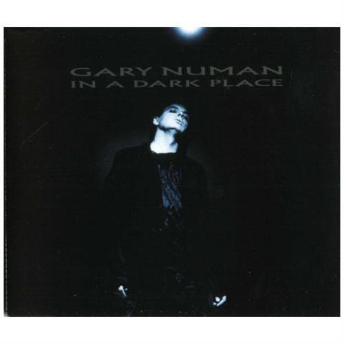 "Gary Numan In A Dark Place CD single (CD5 / 5"") UK NUMC5IN365988"