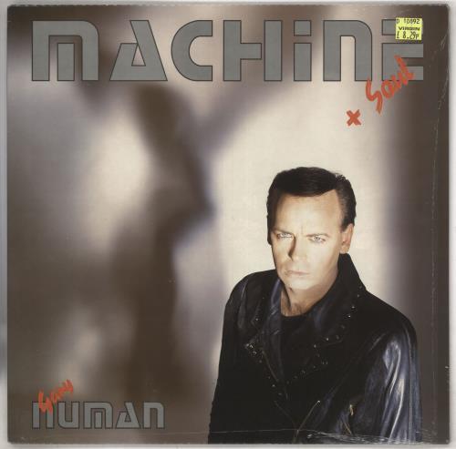 Gary Numan Machine & Soul - Sealed vinyl LP album (LP record) UK NUMLPMA08712