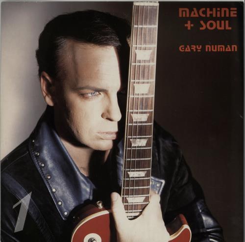 "Gary Numan Machine + Soul - 1st & 2nd 12""s 12"" vinyl single (12 inch record / Maxi-single) UK NUM12MA648730"