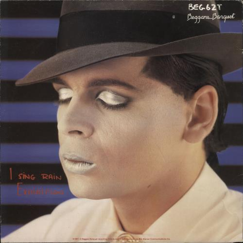 "Gary Numan She's Got Claws - Autographed 12"" vinyl single (12 inch record / Maxi-single) UK NUM12SH729547"
