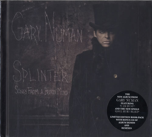 gary numan splinter
