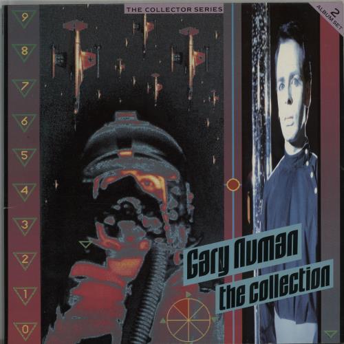 Gary Numan The Collection 2-LP vinyl record set (Double Album) UK NUM2LTH648674
