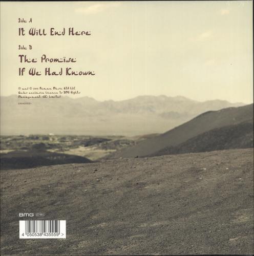 "Gary Numan The Fallen EP - Sealed 12"" vinyl single (12 inch record / Maxi-single) UK NUM12TH707745"