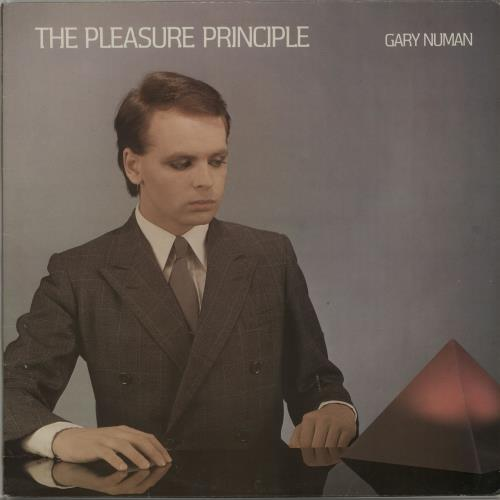 Gary Numan The Pleasure Principle vinyl LP album (LP record) UK NUMLPTH214396