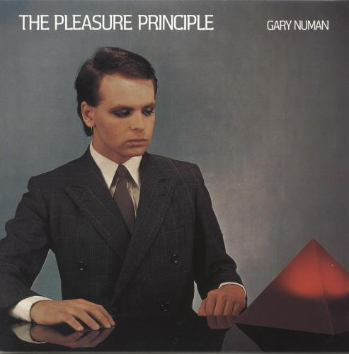 Gary Numan The Pleasure Principle vinyl LP album (LP record) UK NUMLPTH739639